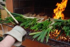 Calçotada en la casa rural de Can Micos en Riudarenes | Girona
