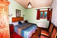 habitación casa rural de Can Micos (Riudarenes)
