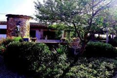 Pozo del alojamiento rural de Can Micos en Riudarenes | Girona