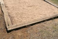 Pista de petanca de la casa rural de Can Micos en Girona | Costa Brava