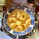 sopa escudella catering de Can Micos