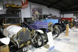 Museo automovil antiguo de Sils