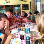 Experiencia paella: huéspedes