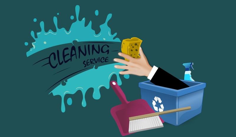 Limpieza de la casa rural de Can Micos