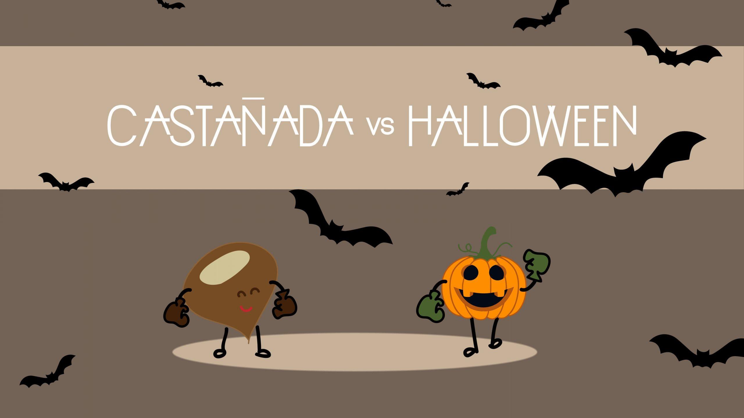 Castanyada o halloween en casa rural en Girona cerca de Barcelona